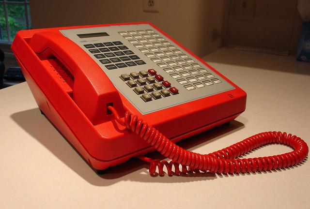 Electrospace Autovon Phone #3