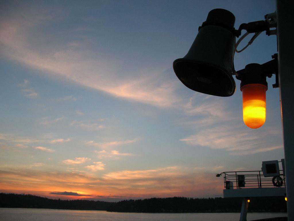 ferry light by shannonkringen