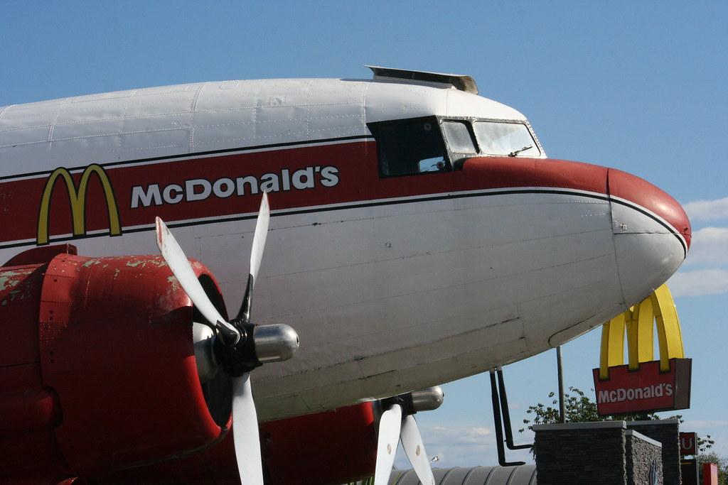 mcdonalds taupo new zealand