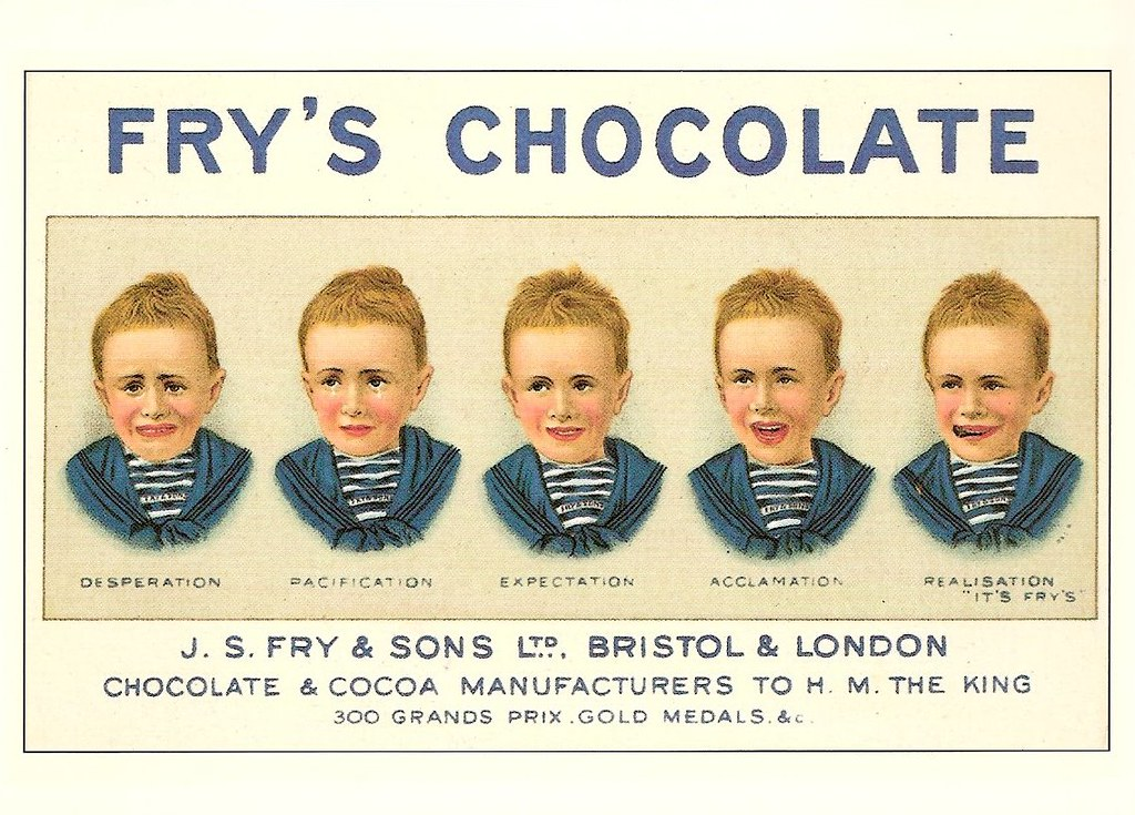 Frys Five Boys Chocolate Bar On Saturday I Went Into The