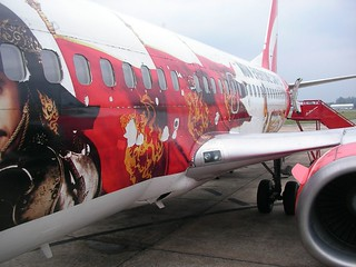 Air Asia, Surat thani Airport | by jetalone