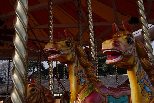 Merry Go Round | by Mike Rawlins