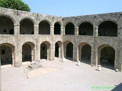 Rodi [GR], 2006, Palazzo del Gran Maestro. | by Fiore S. Barbato