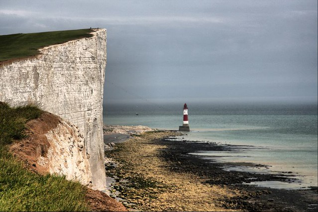 Lighthouse, Beachy Head