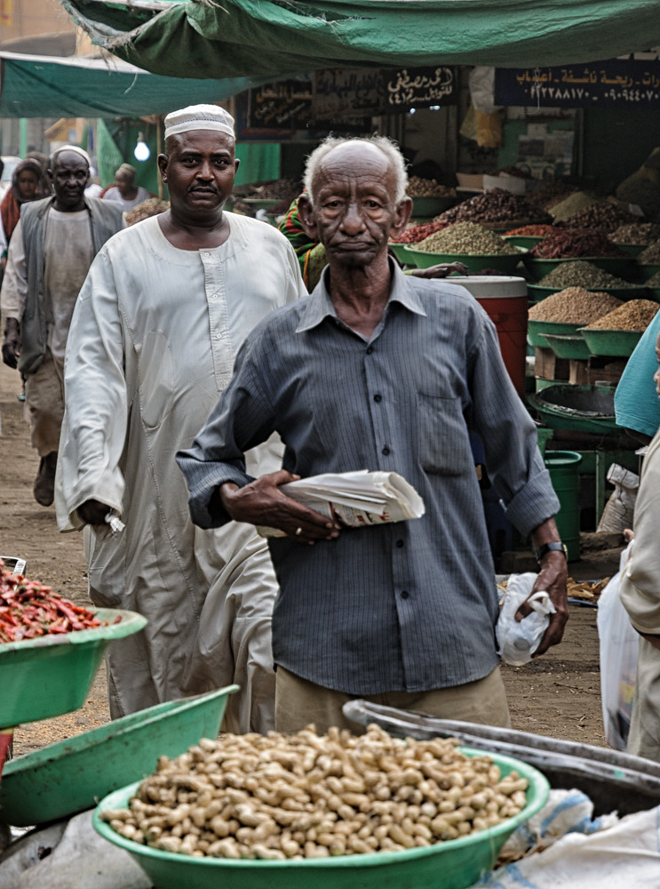 Omdurman market