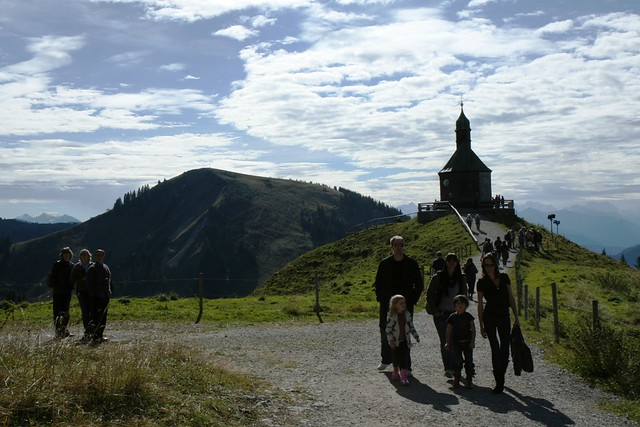 The Church at the Top