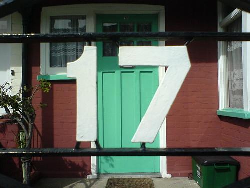 Number - 17 | by StefanSzczelkun