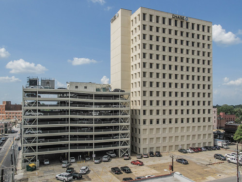 1970sarchitecture 1975 1975architecture 1975building 2014 20140711 acadiana buchananstreet chasetower chasebank chasebankbuilding firstnationalbanktowers img4437 internationalstyle internationalstylearchitecture july july2014 lafayette lafayettelouisiana lafayetteparish lafayetteparishlouisiana louisiana southbuchananstreet bank bankbuilding cars downtown downtownlafayette filmsylooking flimsylookingparkinggarage flimsylookingparkingramp highrise highrisebuilding modernistarchitecture modernistbuilding mostlysunny officebuilding officewindows parkedcars parking parkinggarage parkinglot parkingramp southlouisiana southcentrallouisiana southernlouisiana view viewfromaparkinggarage viewfromaparkingramp windows unitedstates