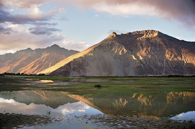 The beautiful Nubra Valley