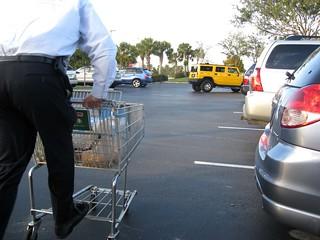 3sixty5 - Day 79 = Shopping cart fun | by apflorida