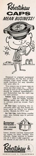 1964 Robertshaw Caps Ad | by Neato Coolville