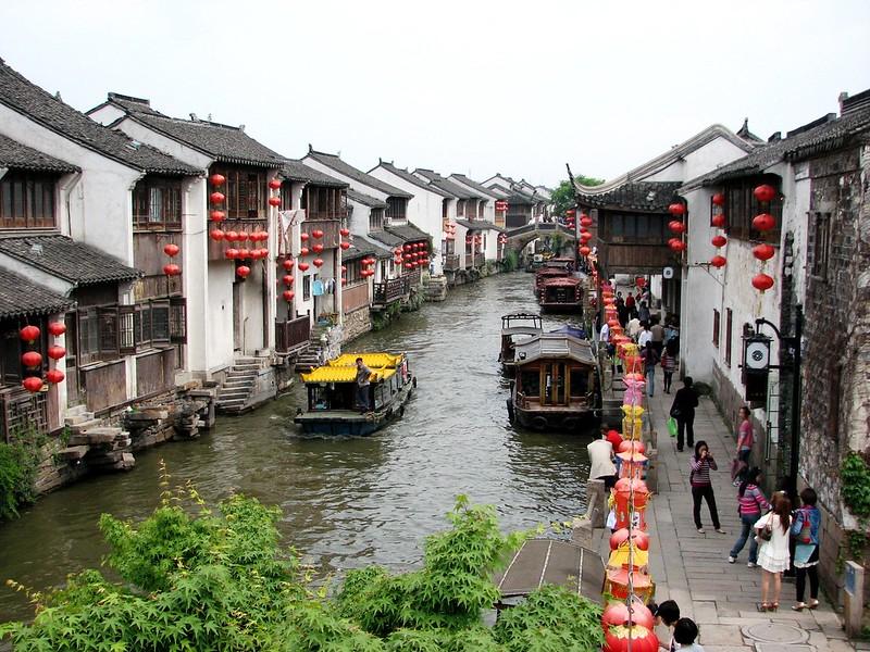 Suzhou - Chine