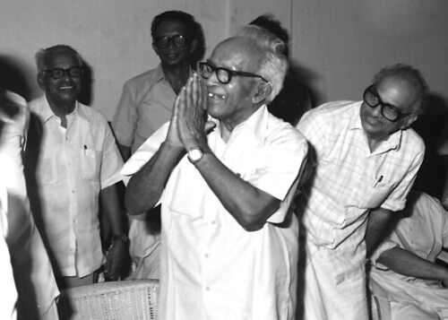 Two [Late] Chief Ministers