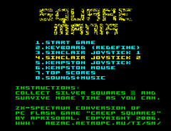 SquareMania (Part 1) Screenshot 2 | by Aprisobal