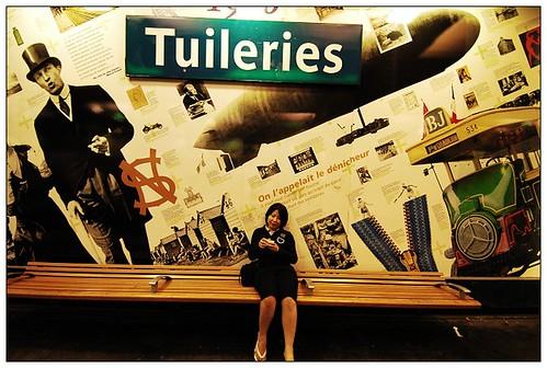 Me! Paris.Metro.