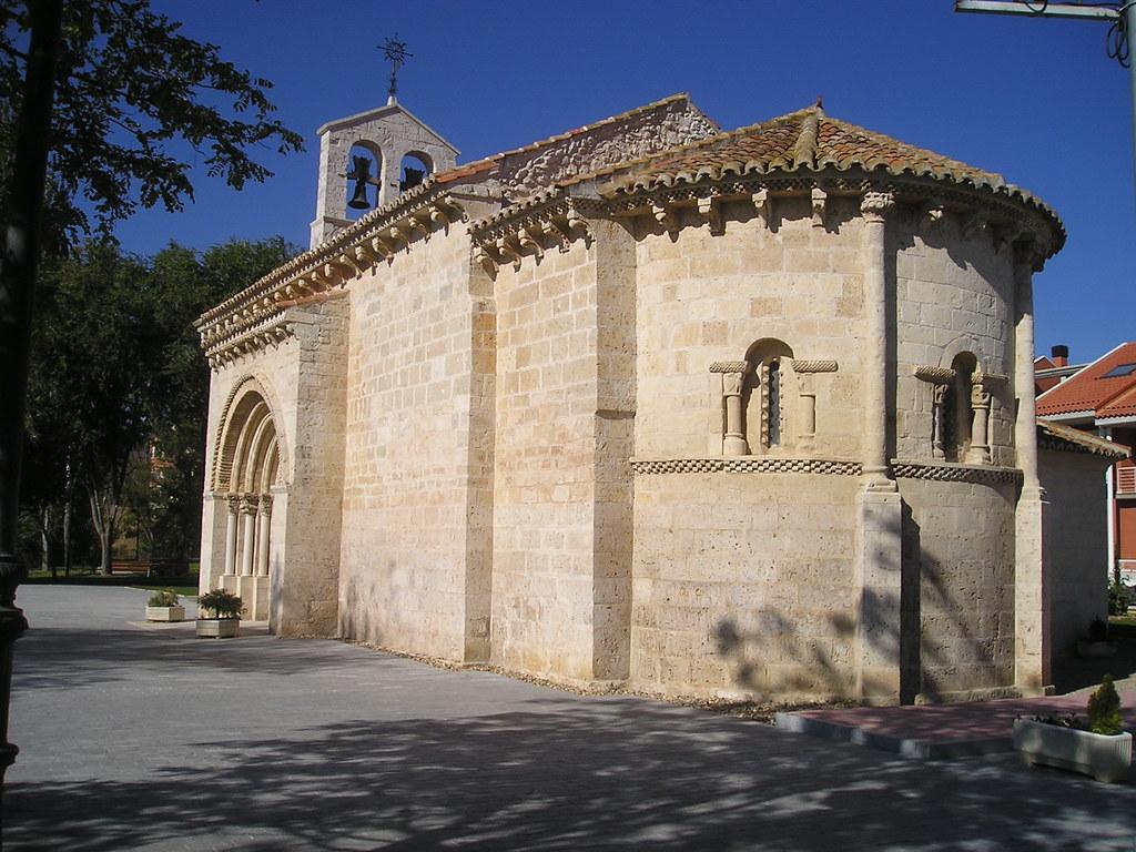 Resultado de imagen de Arroyo de la Encomienda Iglesia de San Juan Evangelista