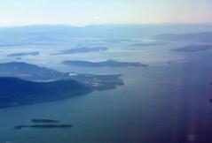 Orcas Island and neighbors, Washington | by WorldIslandInfo.com