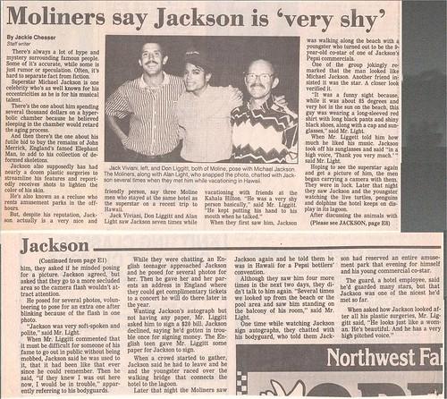 Newspaper Article (P)