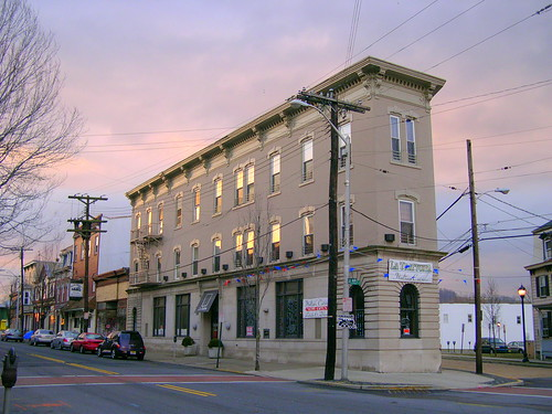 morning urban architecture sunrise dawn newjersey downtown nj historic marketstreet lehighvalley historicdistrict warrencounty southmainstreet phillipsburgnj nj173 old22 nj122 eastonbrunswickroad