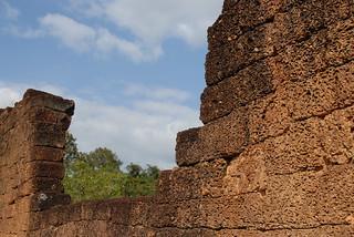 Cambodia, Siem Reap, Bantea Samre | by sharon.schneider