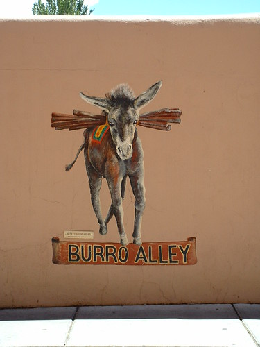 Burrow Alley Art