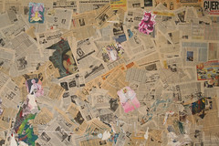 newspaper collage | by mypixbox