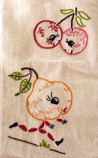Fruit Embroidery | by IamSusie