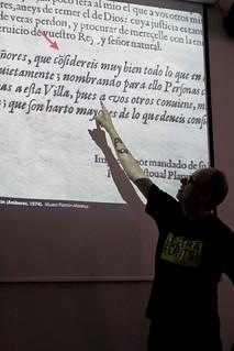 """Andreu Balius y José Scaglione, """"Un signo para representar un sonido. El origen de la 'ñ' y su significado cultural"""""""