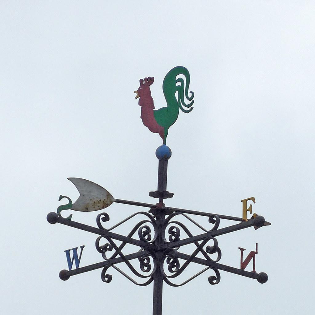 Weather Cock   Skircoat Green, Halifax   Tim Green   Flickr