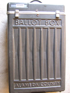 Ballot Box for Alameda County | by joebeone