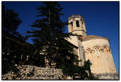 Absis, Església de Santa Maria de Sarroca, Sant Martí de Sarroca (l'Alt Penedès)