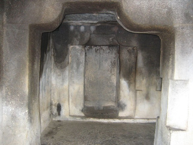 One of the three shrines