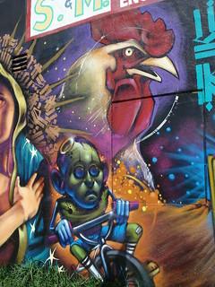 Kofie UTI Vyal COI LosAngeles Graffiti Art | by anarchosyn