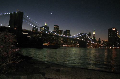 NYC - Brooklyn - DUMBO: Brooklyn Bridge Park - Brooklyn Bridge | by wallyg
