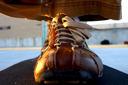 sunset shoe dof longboard laces texasam