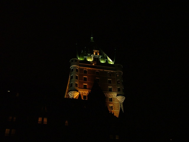 Le château by Night
