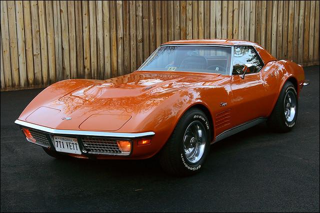 1971 Corvette Stingray