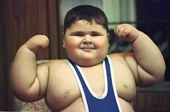 fat kid   by chancedite