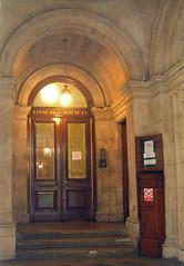 Linnean Society of London | by Matt From London