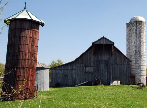 Stave Silo | by The Feedman