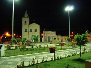 Praça Povoado Do Serrão Ilha Das Flores Se Brasil