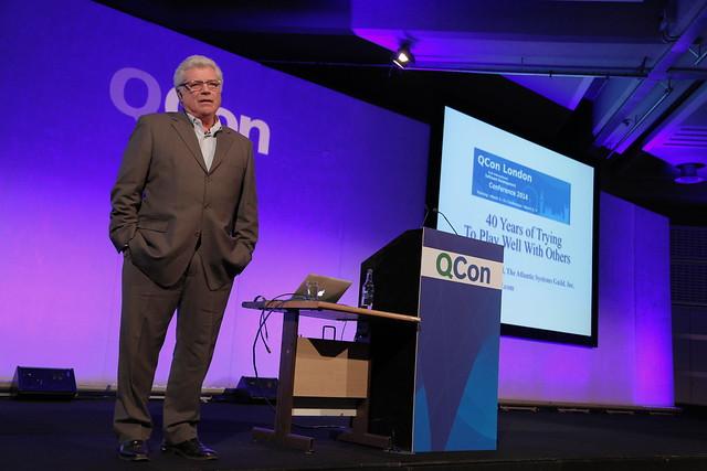 Tim Lister @QCon London 2014