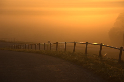 morning sky orange sunrise wadden noordpolderzijl abigfave
