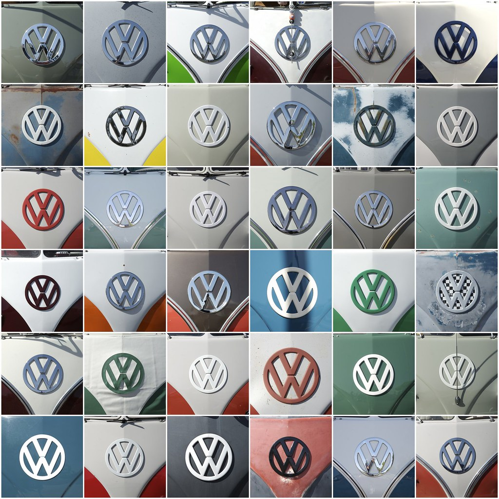 Vw logos take ii by spins lps