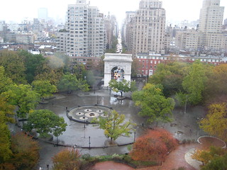 Washington Square Park in the Rain | by j_bary