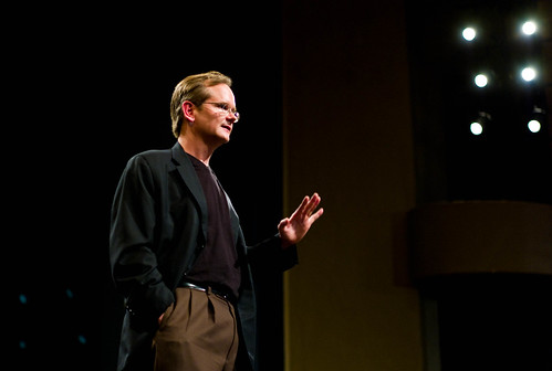 Lawrence Lessig | by Joi