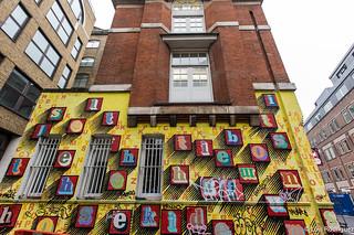 Street-Art-Brick-Lane-1 | by luisete