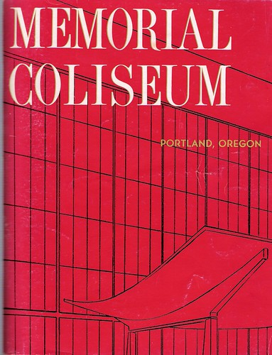 Memorial Coliseum, 1960 | by Lost Oregon