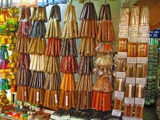Sri Lanka - 080 - Spice shop in Kandy Market   by mckaysavage
