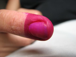 The finger that voted | by caribbeanfreephoto
